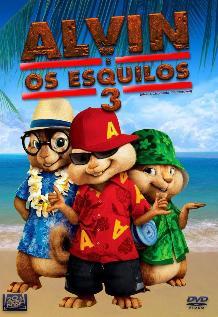 Alvin e os Esquilos 3 – Dublado – Filme Online