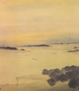 Rabindranath Tagore, Poezje, Gaganendranath Tagore, Okres ochronny na czarownice, Carmaniola