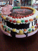 MOCHA CHOCOLATE CAKE  / 20/11/2011