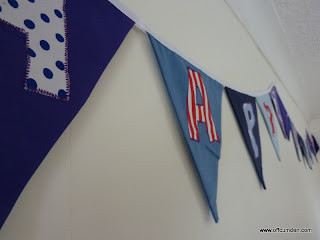 How to... make birthday bunting