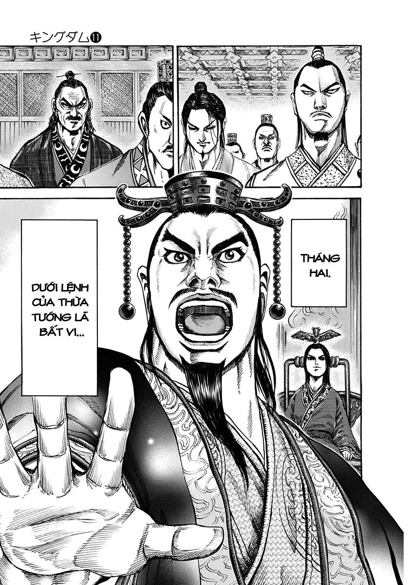 Kingdom – Vương Giả Thiên Hạ (Tổng Hợp) chap 108 page 8 - IZTruyenTranh.com