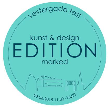 EDITION kunst og designmarked i Aarhus C