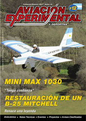 Revista AVIACION EXPERIMENTAL