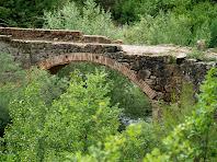 El Pont de la Molina a la Riera de Merlès