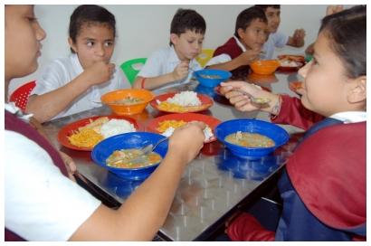 Apertura Restaurante Escolar Rector A Instituci N