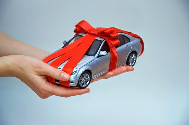 Автомобиль даром или в подарок