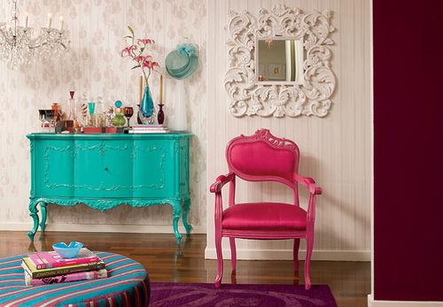 Decoración estilo vintage | Diseño de interiores