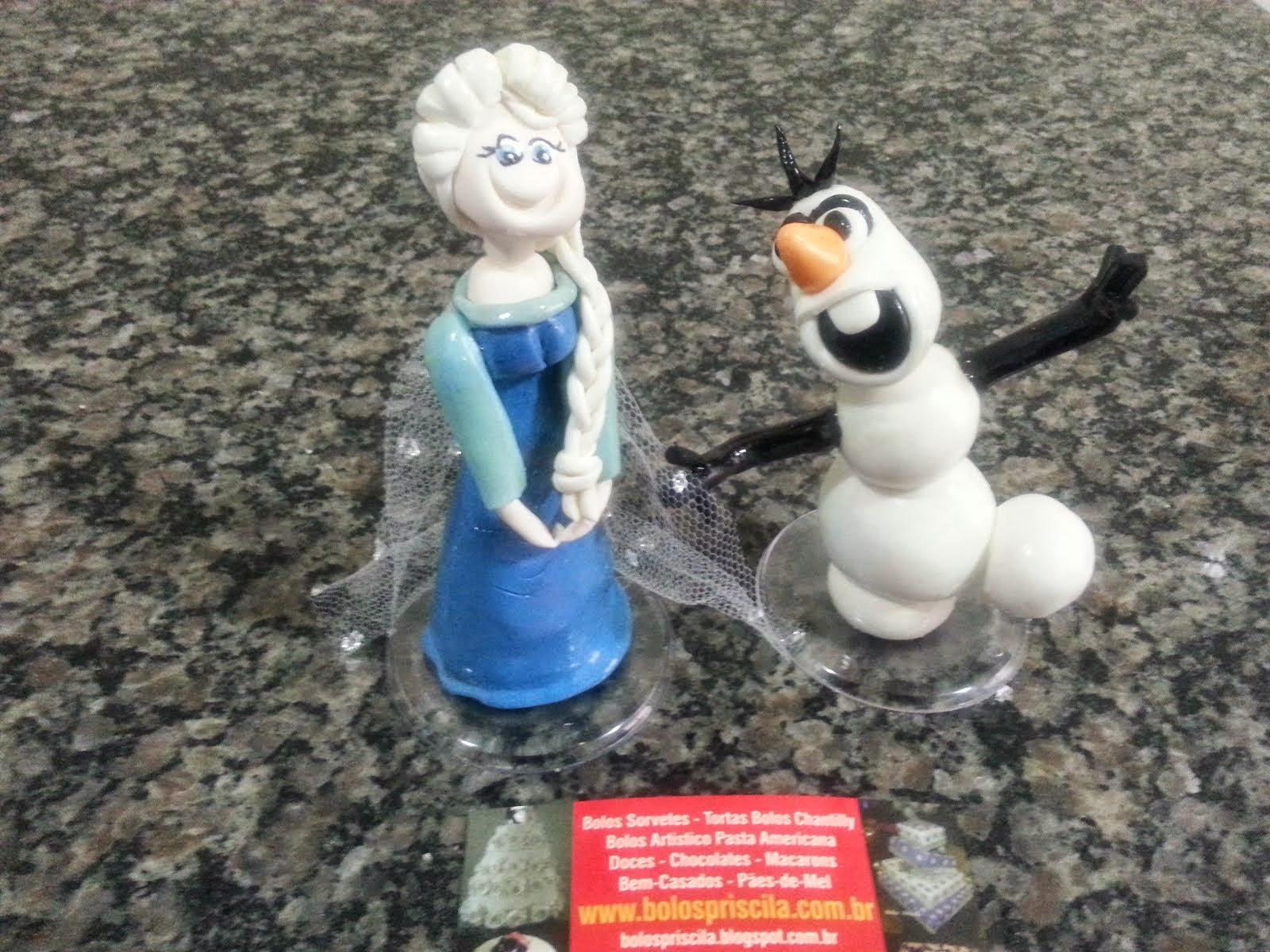 Frozen - Elza Olaf