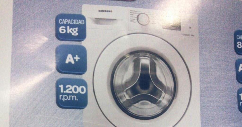 Harto de carrefour lavadoras full hd 3d novedad for Mueble lavadora carrefour
