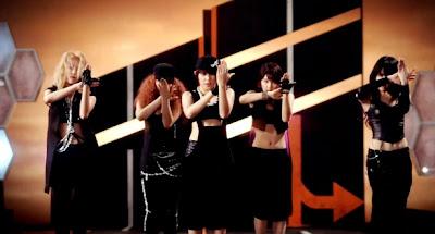 4minute members Mirror Mirror