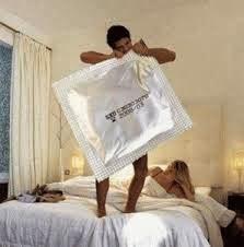 big India condom too
