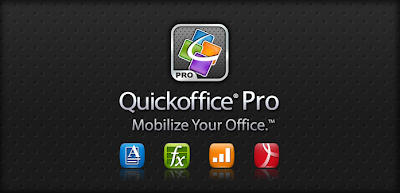 Android office app - quickoffice