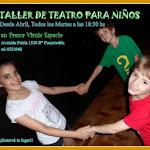 Taller de Teatro para NIÑOS