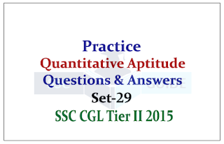 Quantitative Aptitude Practice Questions (With Solutions)