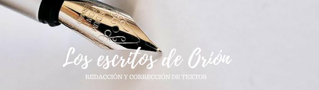Los escritos de Orión