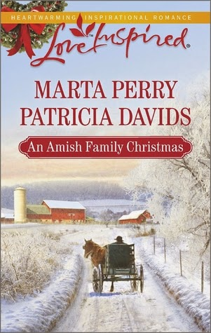 An Amish Family Christmas by Marta Perry and Patricia Davids