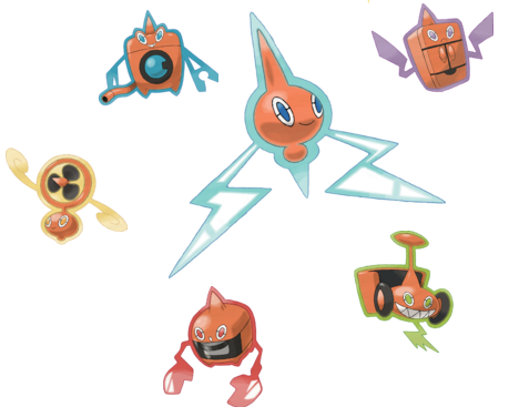 Pokemon - Rotom Part I
