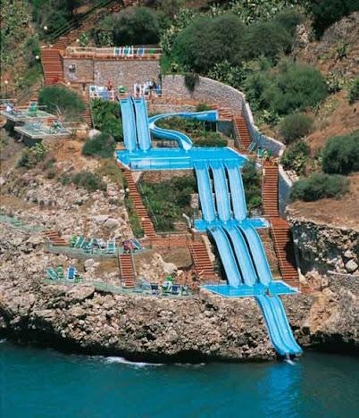 Citta del Mare Hotel, Sicily