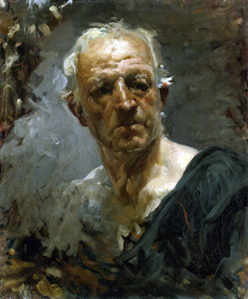El pescador, Retratos de Joaquín Sorolla, Pintor Valenciano, Joaquín Sorolla Bastida