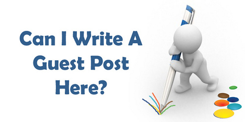 Guest Post on Blogger