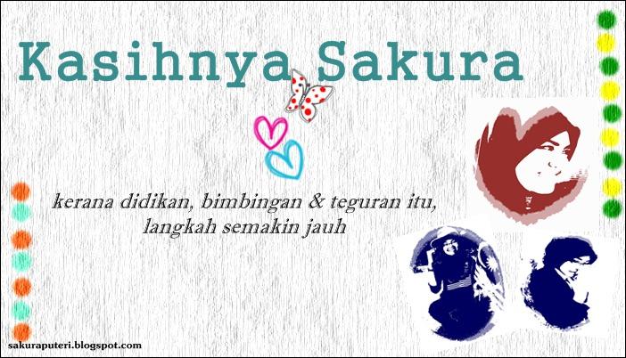 Kasihnya Sakura