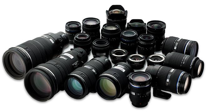 Tips for choosing lenses for Digital SLR cameras