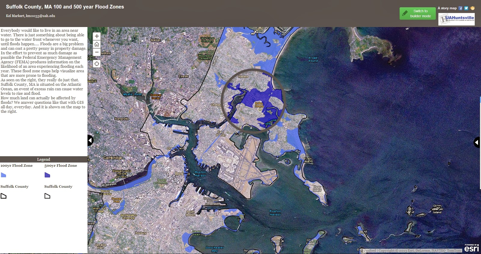go to interactive webmap application