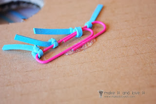 como fazer violão de papelão reciclado brinquedo de papel
