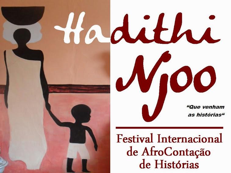 Hadithi Njoo - Festival Internacional de AfroContação de Histórias