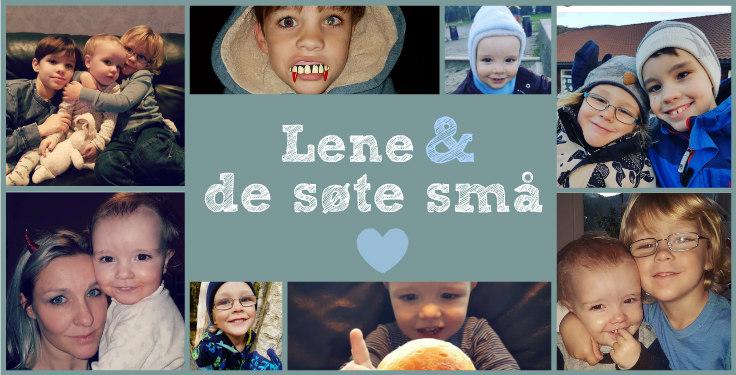 Lene & de søte små...