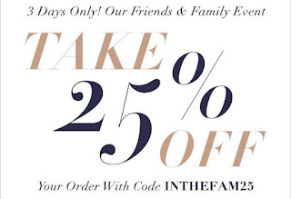 Shopbop Friends and Family sale on Fashion and Cookies fashion blog