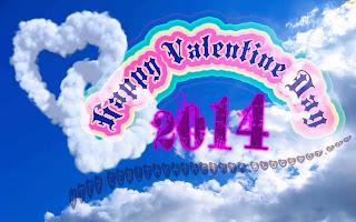 Gambar Kata Romantis Selamat Valentine 2014 Untuk Pacar