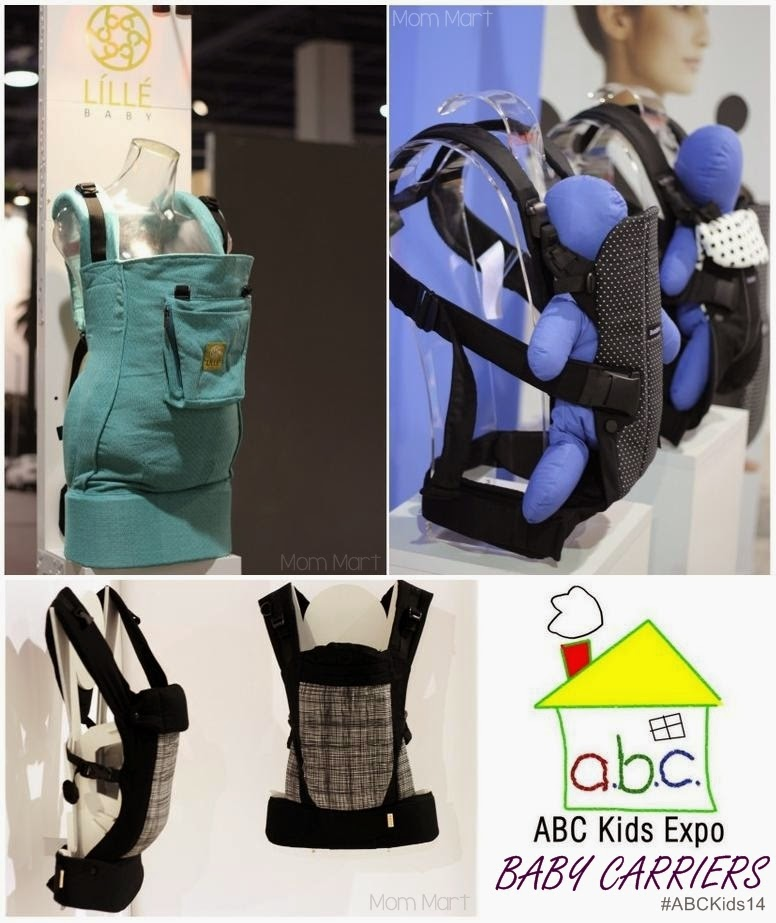 ABCKids14 Expo Baby Carriers #Babywearing #ABCKids14