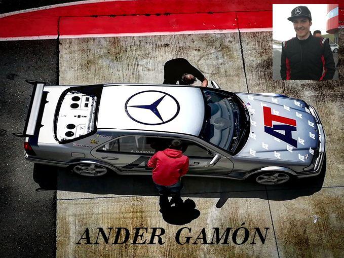 Ander  Gamón  Piloto   Automovilismo