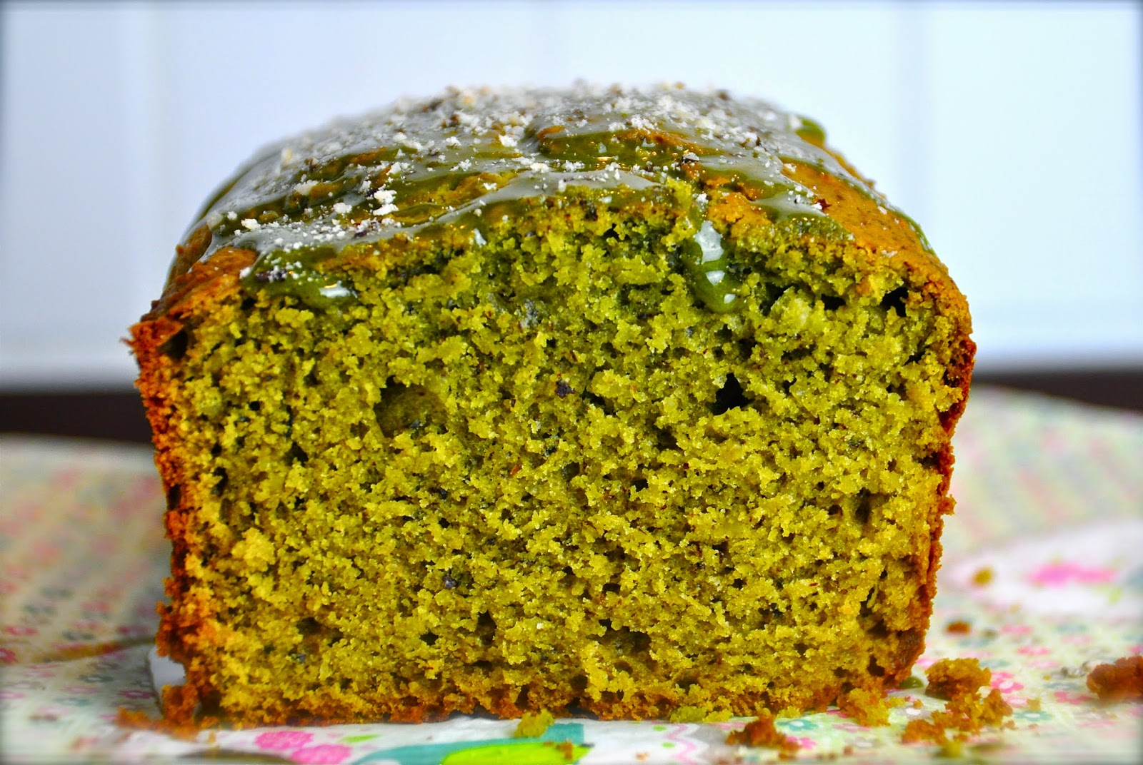 In Matcha Cake