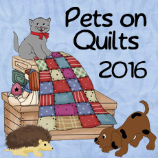 2016 Pets On Quilts
