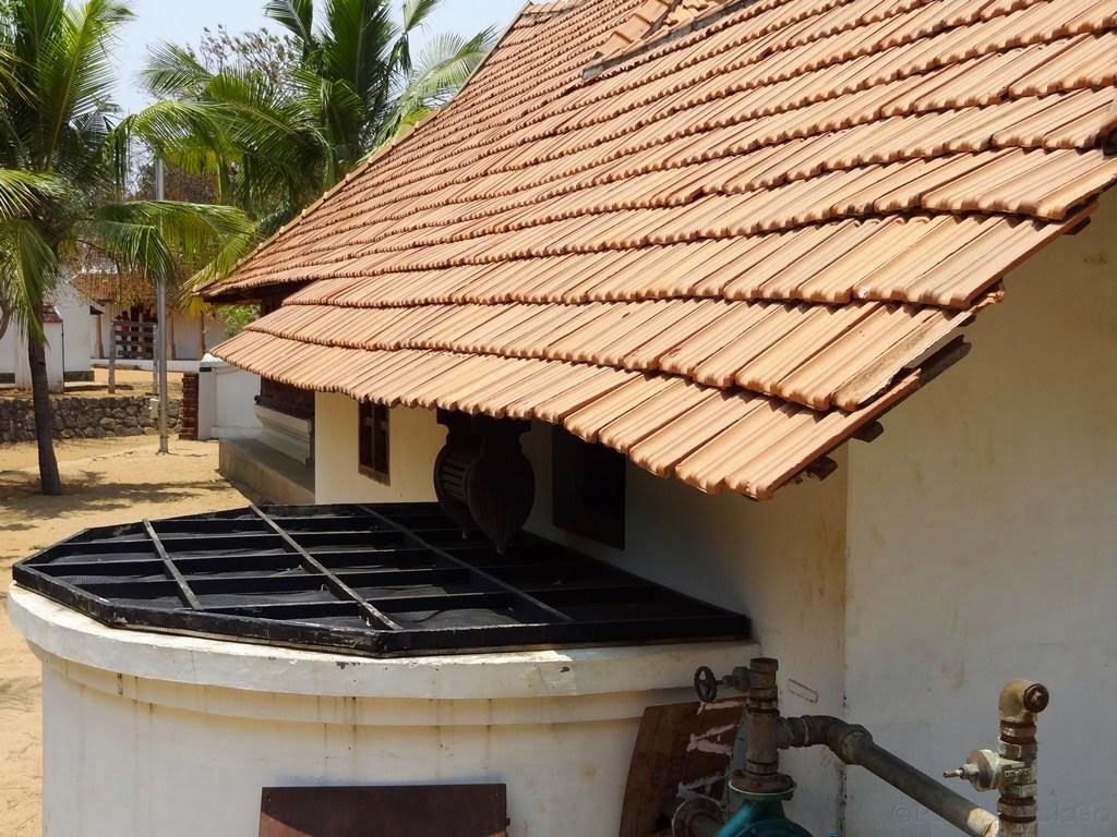 Dakshinachitra a glimpse of traditional homes from south india - Traditional houses attic ...