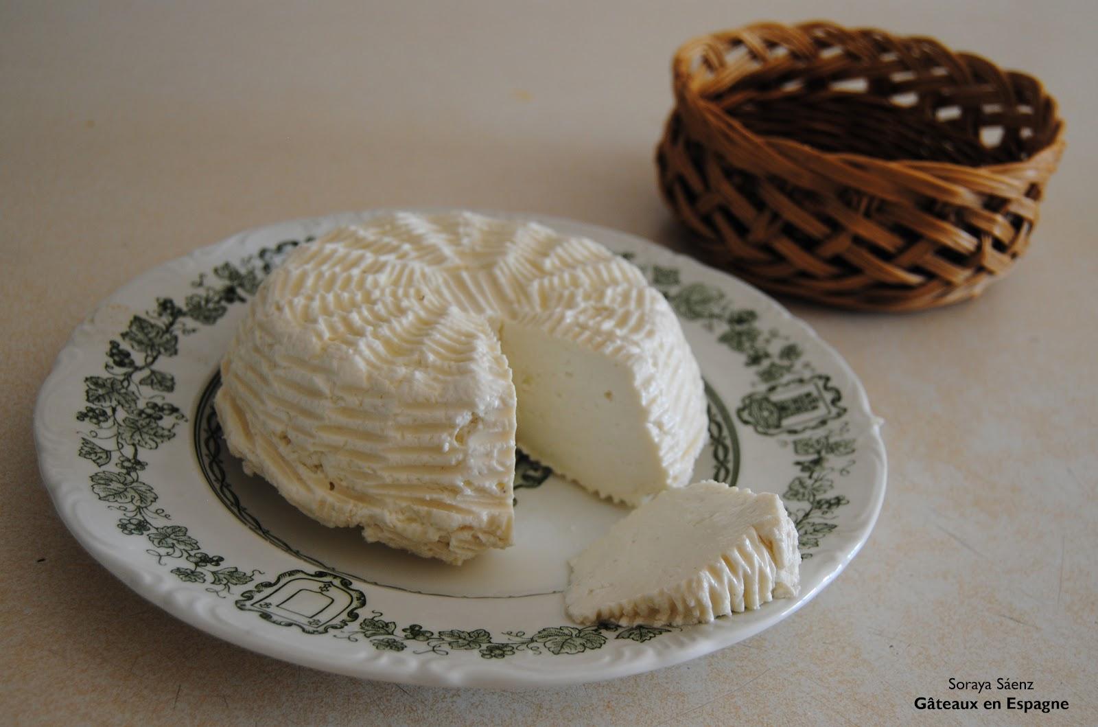 GÂTEAUX EN ESPAGNE: Comment faire du fromage de chèvre à la maison: