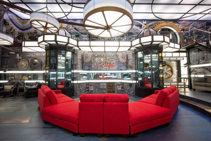 Big Brother All Summer POLL Which is your favorite room in the