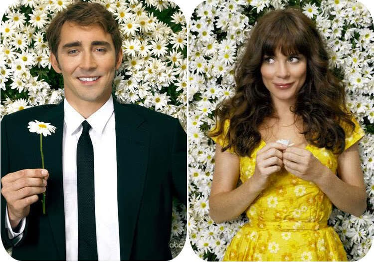 Pushing Daisies - Ned e Chuck