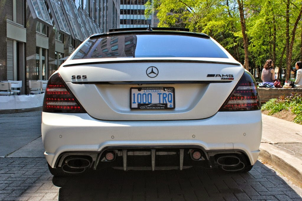 Mercedes-Benz W221 S65 AMG by RENNtech | BENZTUNING | Performance ...