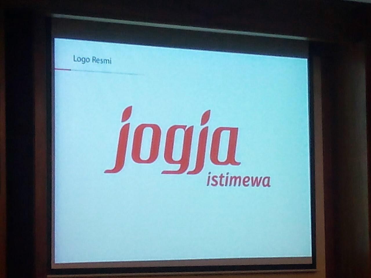"""Tagline dan Logo Baru """"Jogja Istimewa"""" www.guntara.com"""
