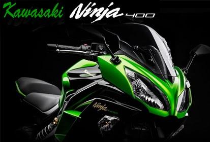 Motor Kawasaki Ninja 400 Terbaru 2014 Spesifikasi Dan Harga