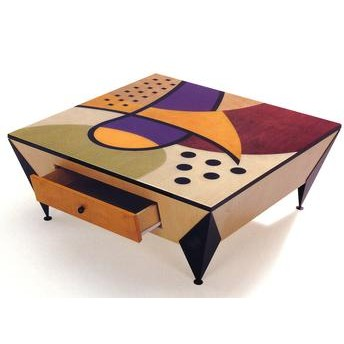 A coffee table needs to be in
