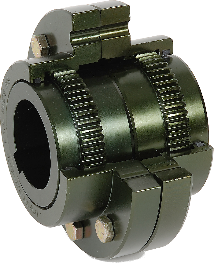 http://www.lovejoy-inc.com/products/gear-couplings/flanged-sleeve.aspx