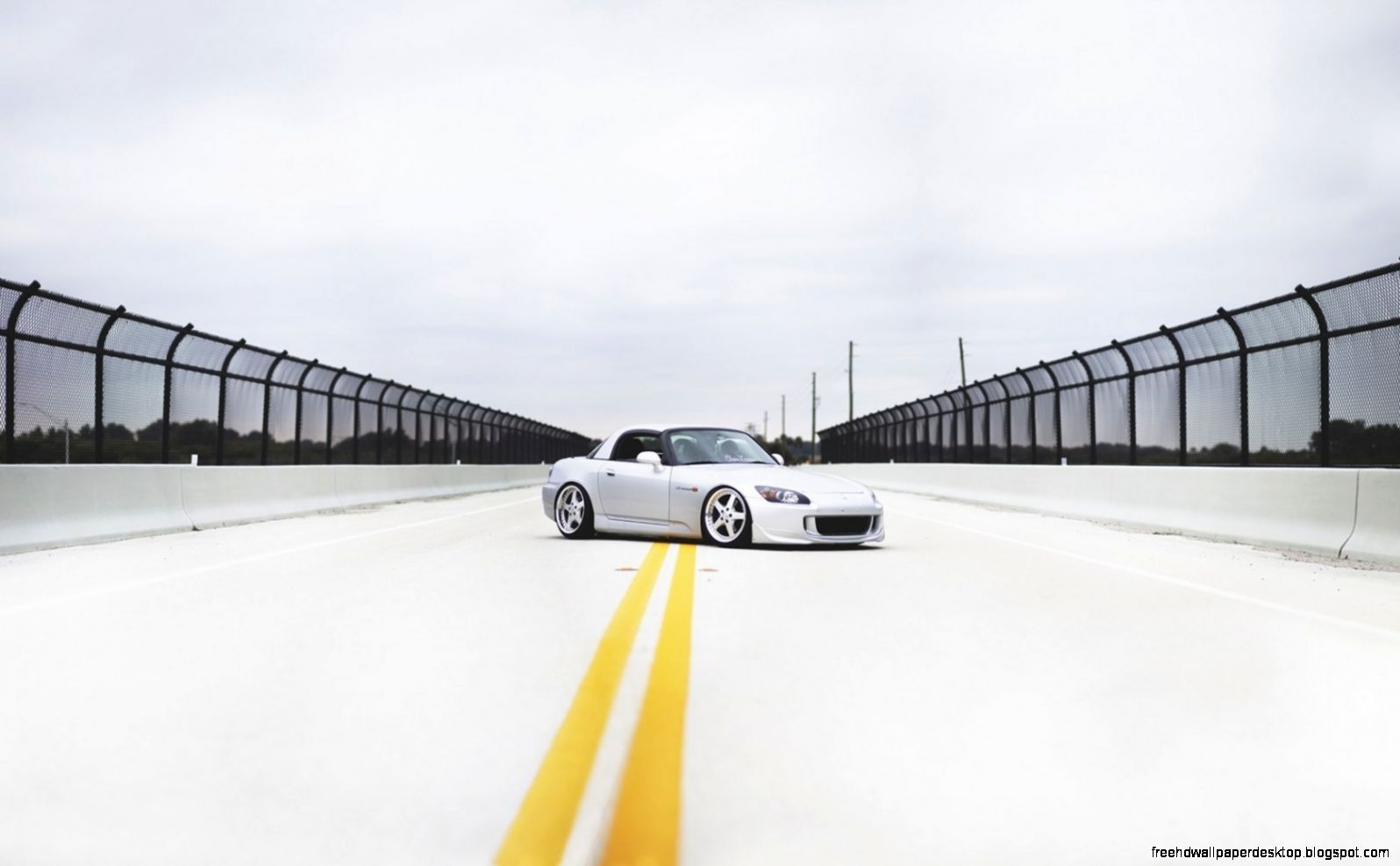 Honda S2000 Bridge Hd Wallpaper  Wallpaper List