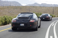 2012 All New style shape Porsche 911 991 not 998 Model Official picture Coupé Next Generation
