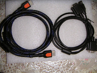 "7"" LCD screen cables"
