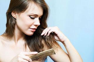 cara mengatasi rambut rontok + penyebab rambut rontok + perawatan rambut rontok - penyebab rambut rontok
