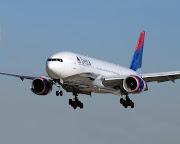 Skyteam Delta Airlines / Delta (delta landing)
